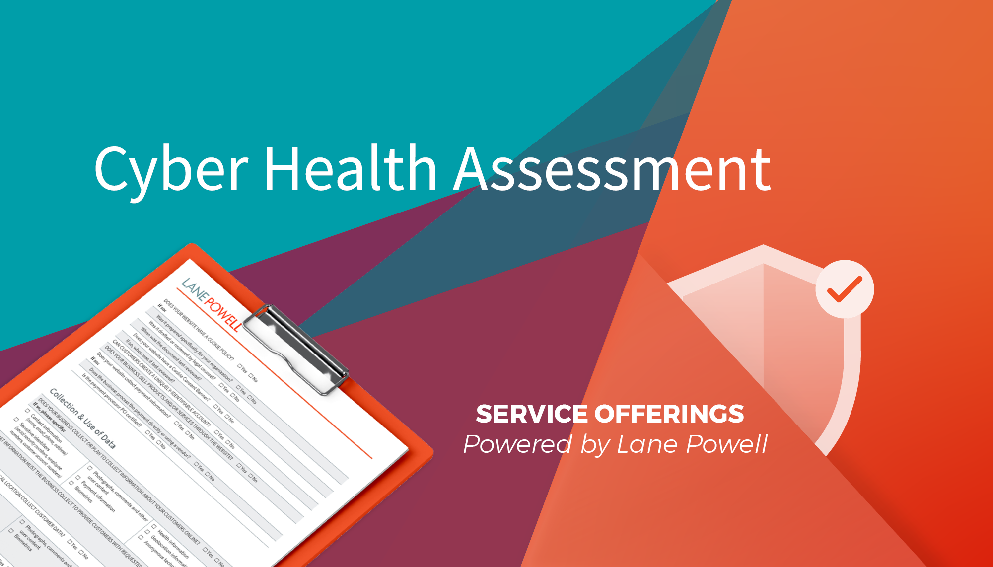 Cyber Health Assessment Service Offering
