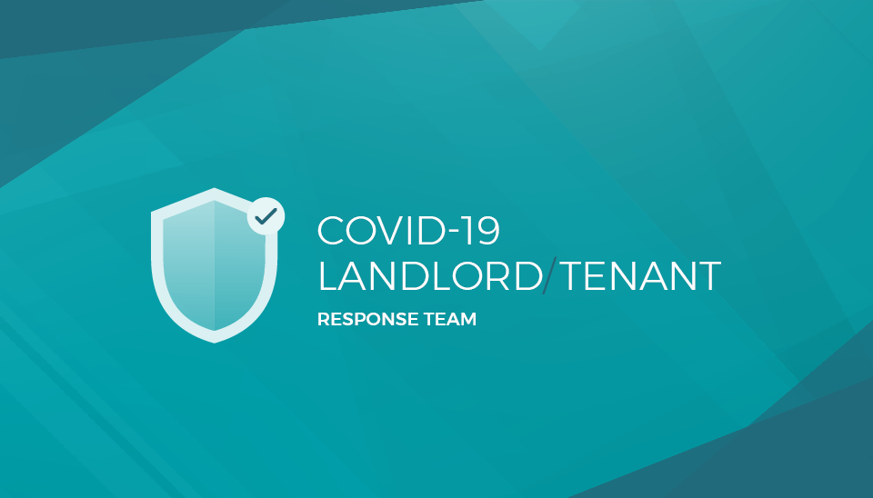 COVID-19 Landlord/Tenant Response Team