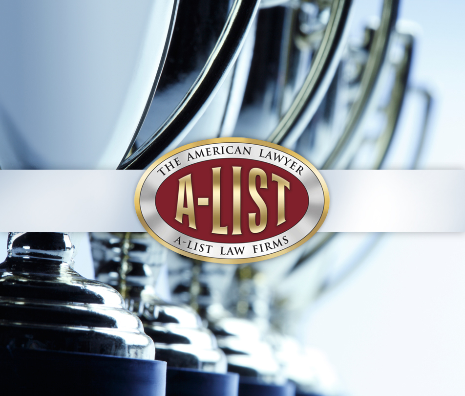 Williams & Connolly American Lawyer A-List Law Firms