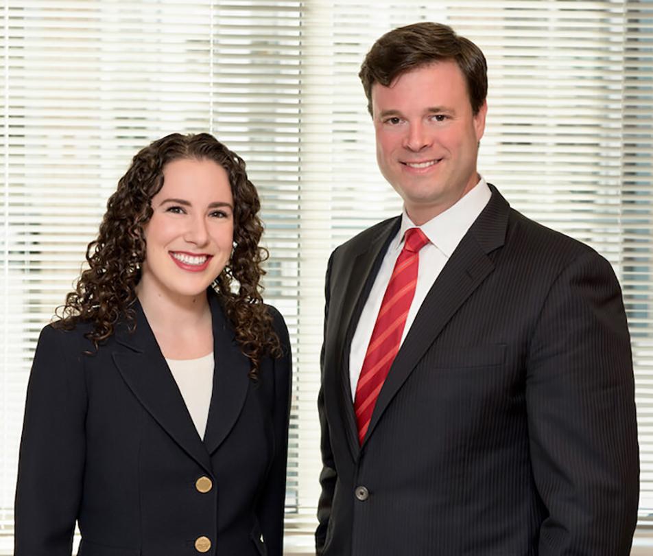 William Ashworth and Shauna Kramer