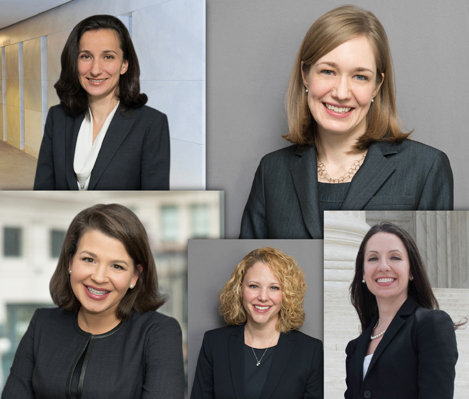 Firm Recognized Among AmLaw 100 with Best Records for Promoting Women to Partner