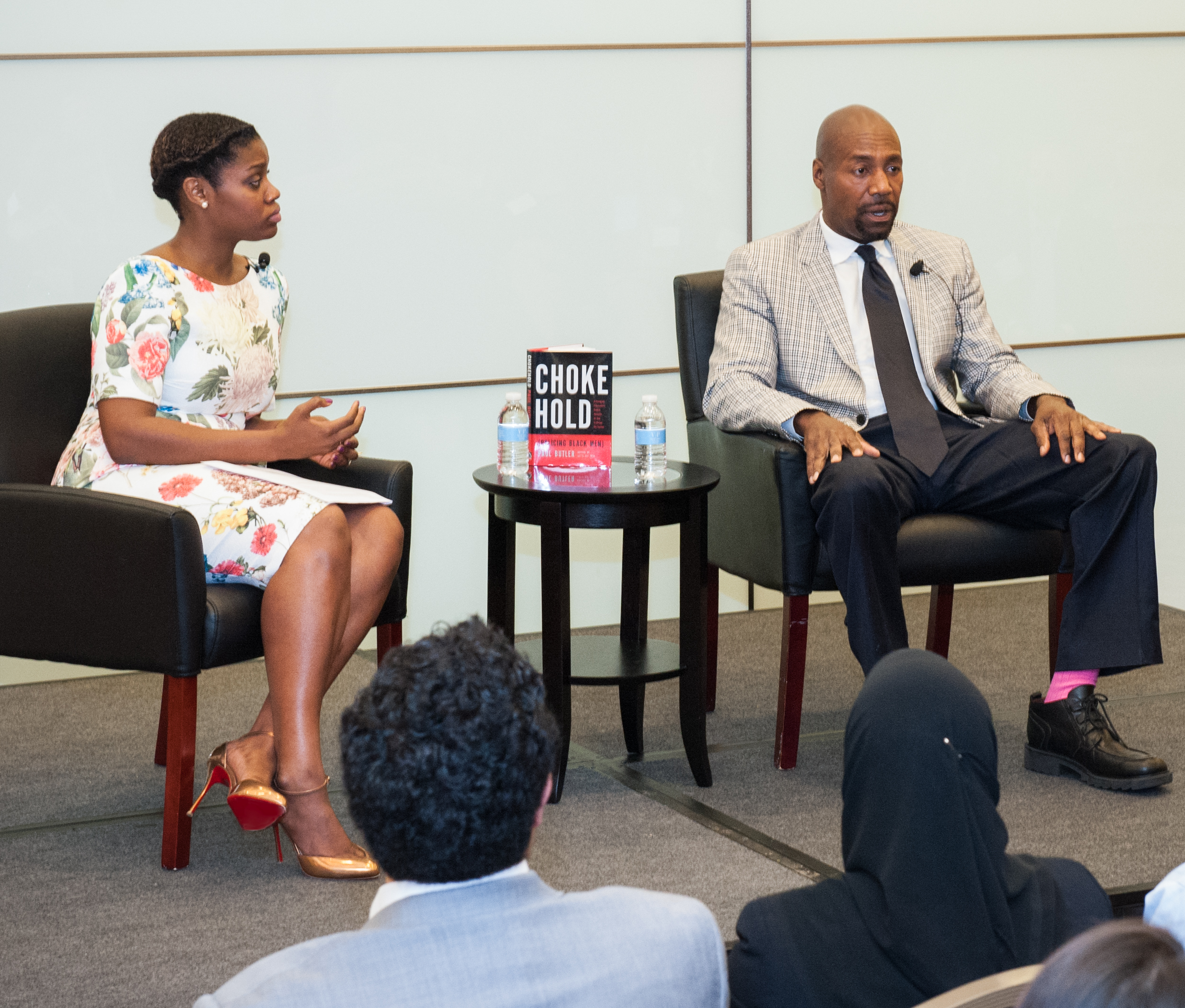 Former Federal Prosecutor Paul Butler Provides Powerful Insights in Chokehold: Policing Black Men